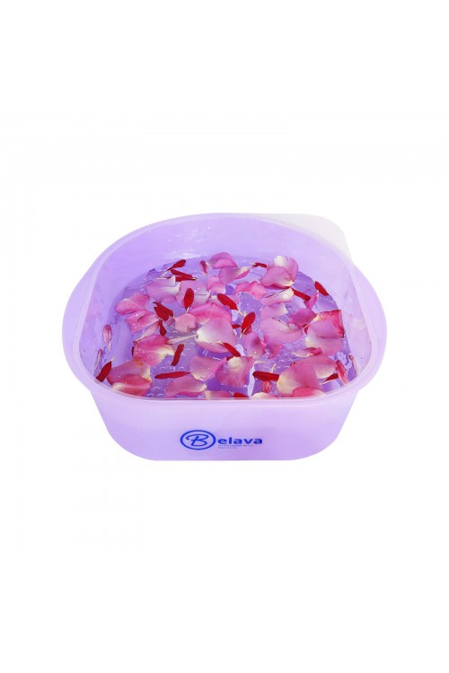 Belava Pedicure Tub with 20 Disposable Liners