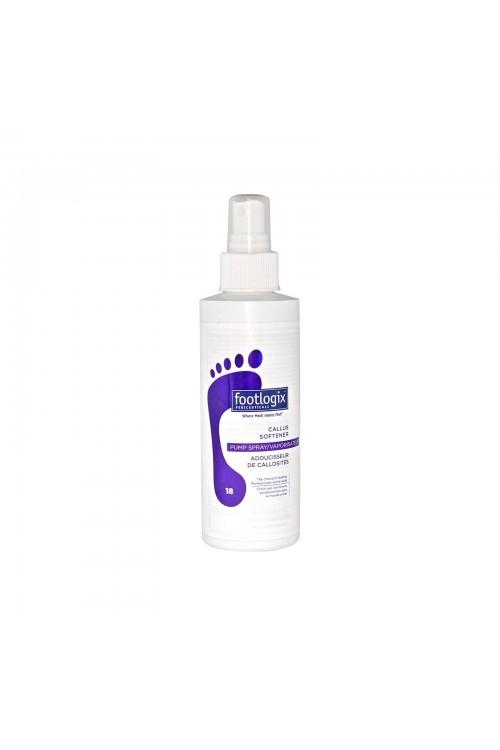 Footlogix CALLUS SOFTENER Pump Spray 180ml