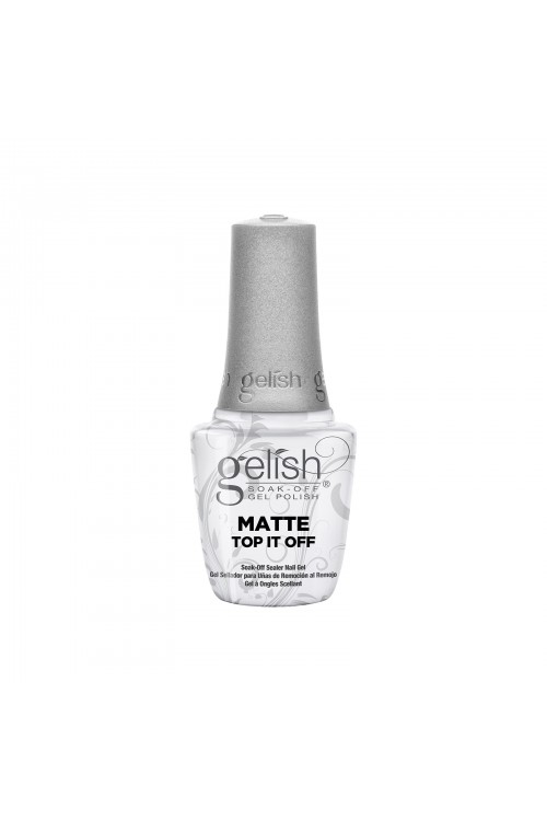Gelish MATTE TOP IT OFF Sealer Gel