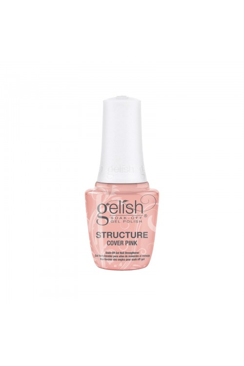 Gelish STRUCTURE COVER PINK Soak-Off Nail Strengthener
