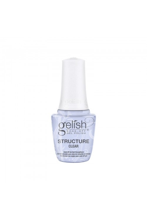 Gelish STRUCTURE CLEAR Soak-Off Nail Strengthener