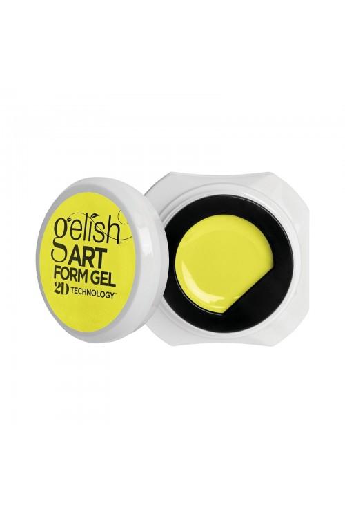 Gelish Art Form Gel - Essential Yellow 5gr