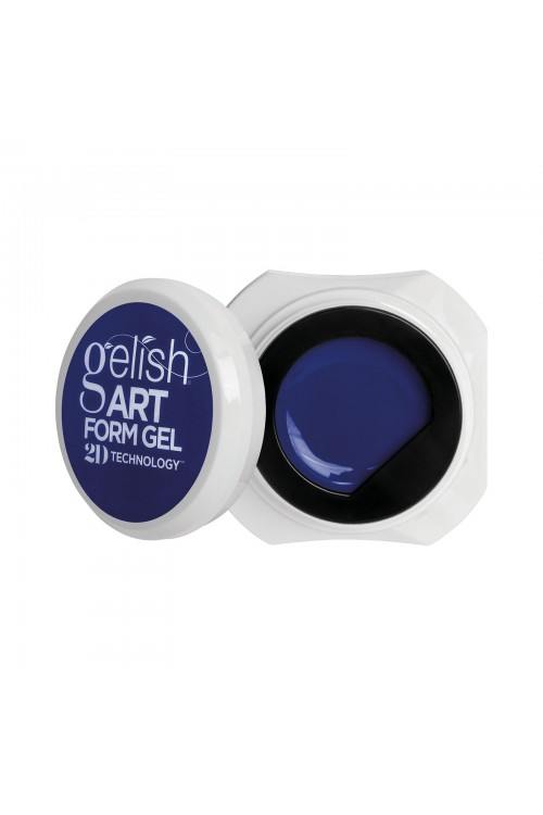 Gelish Art Form Gel - Essential Blue 5gr