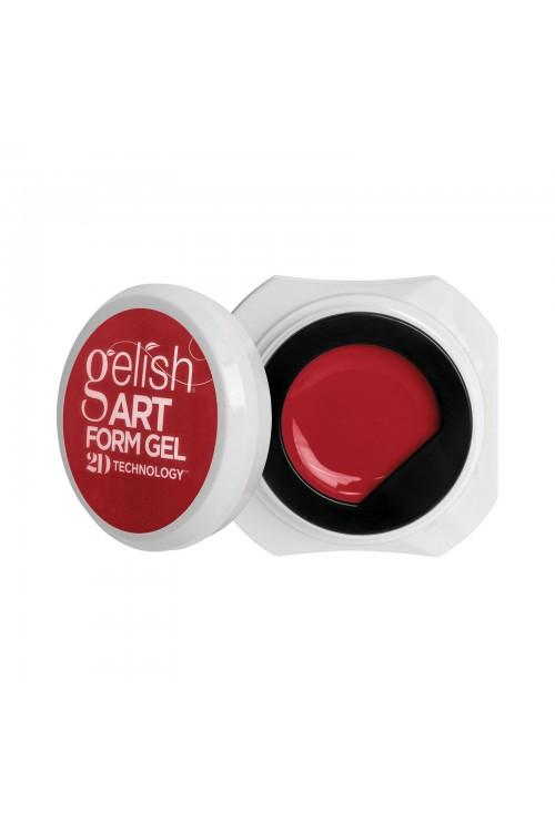 Gelish Art Form Gel - Essential Red