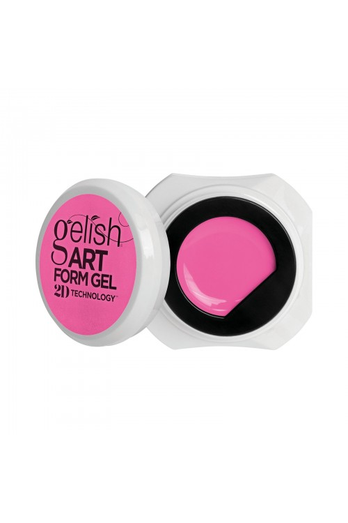 Gelish Art Form Gel - Pastel Dark Pink