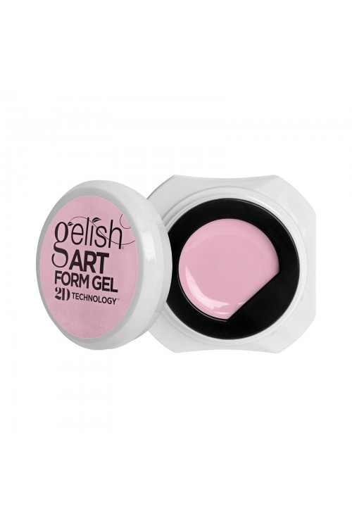 Gelish Art Form Gel - Pastel Light Pink