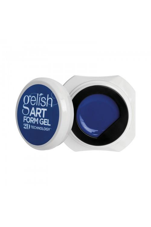 Gelish Art Form Gel - Neon Blue