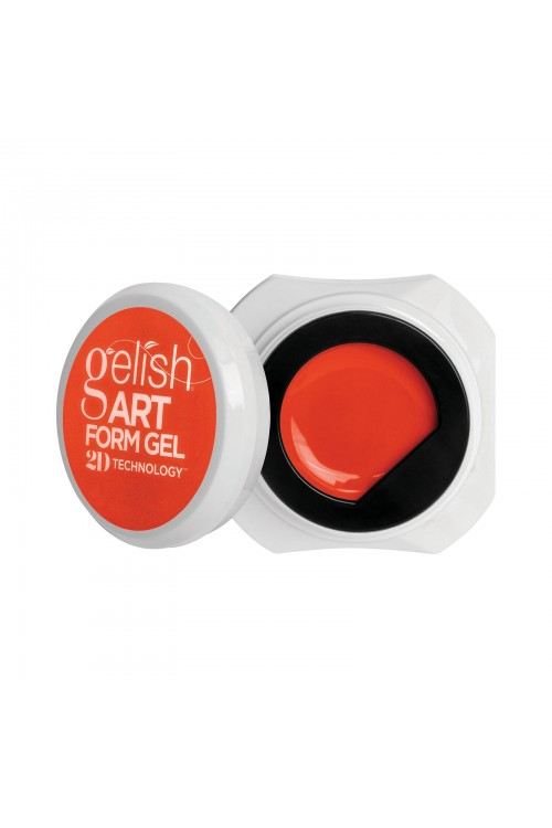 Gelish Art Form Gel - Neon Orange