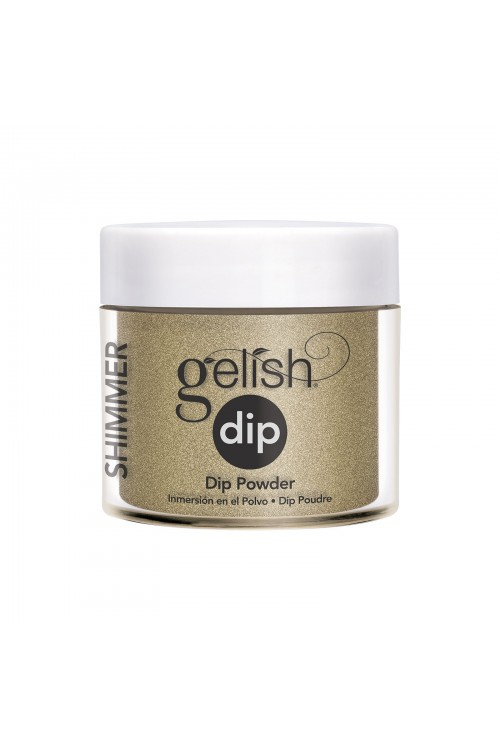 Gelish Dip - Give Me Gold 23gr