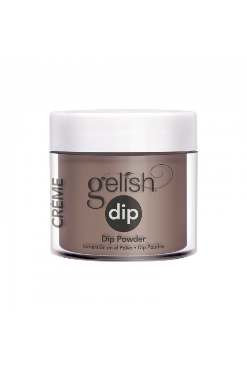 Gelish Dip - Latte Please 23gr