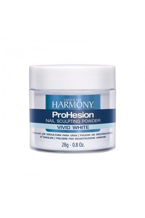 Harmony ProHesion VIVID WHITE Nail Sculpting Powder 28gr