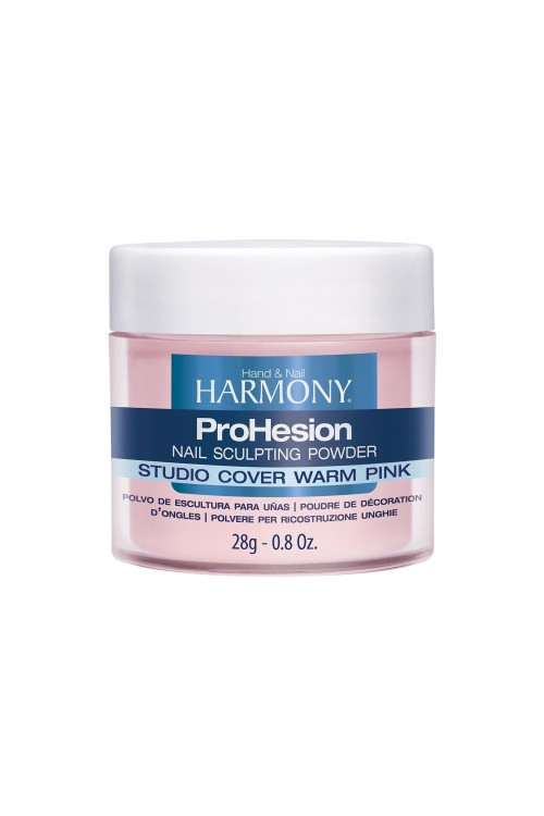 Harmony ProHesion STUDIO COVER WARM PINK Nail Sculpting Powder 28gr