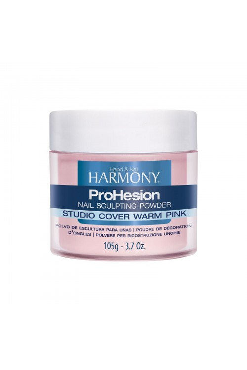 Harmony ProHesion STUDIO COVER WARM PINK Nail Sculpting Powder 105gr
