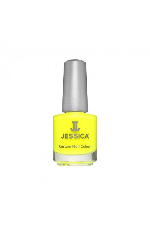 Jessica CNC - Yellow Flame