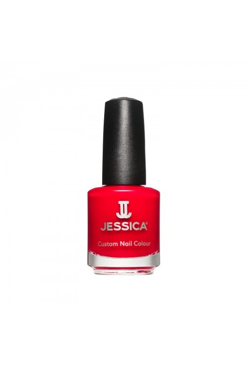 Jessica CNC - Royal Red