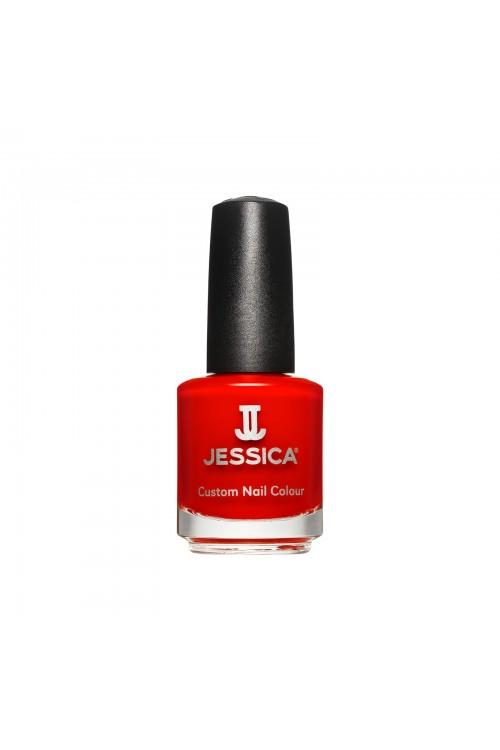 Jessica CNC - Regal Red