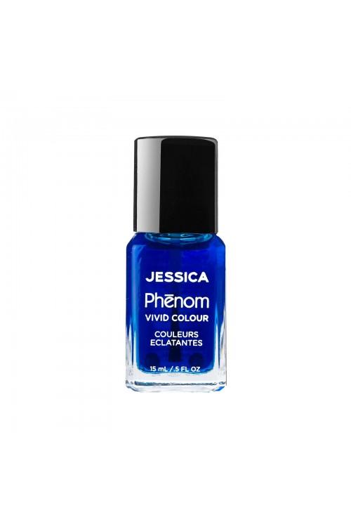 Jessica Phenom - Blue Hawaiian