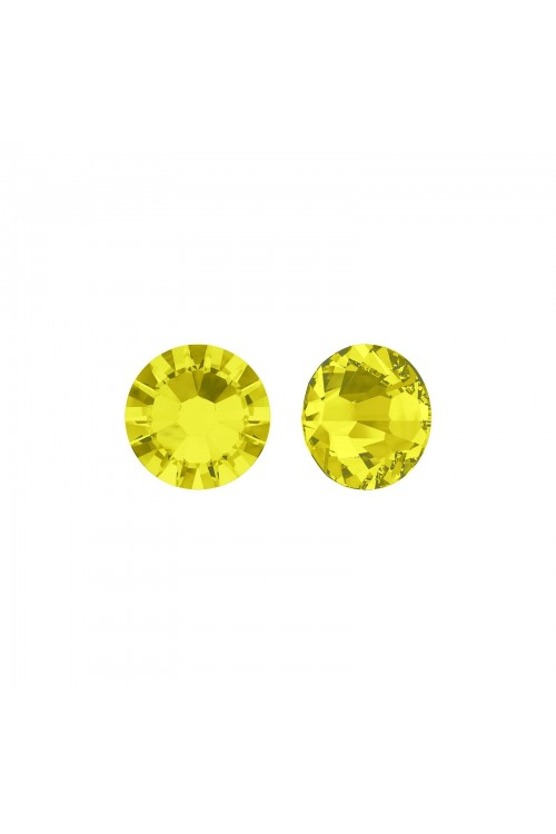 Swarovski Crystals CITRINE - Συσκ. 100τμχ