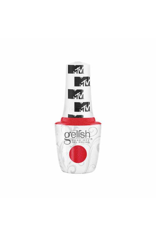 Gelish - MTV Total Request Red