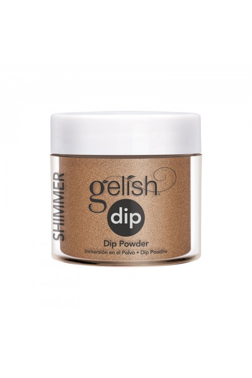 Gelish Dip - Bronzed & Beautiful 23gr