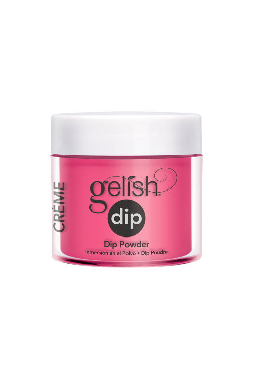 Gelish Dip - Don't Pansy Around 23gr