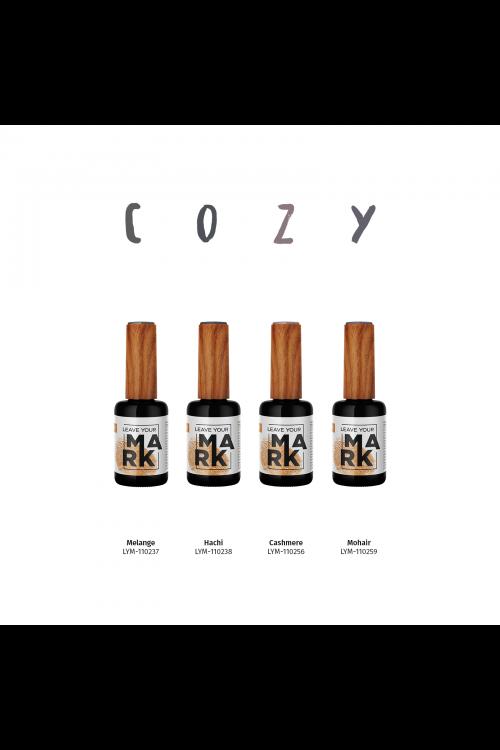 Leave Your Mark - Cozy (Φθινόπωρο 2020) - Συλλογή 4τμχ