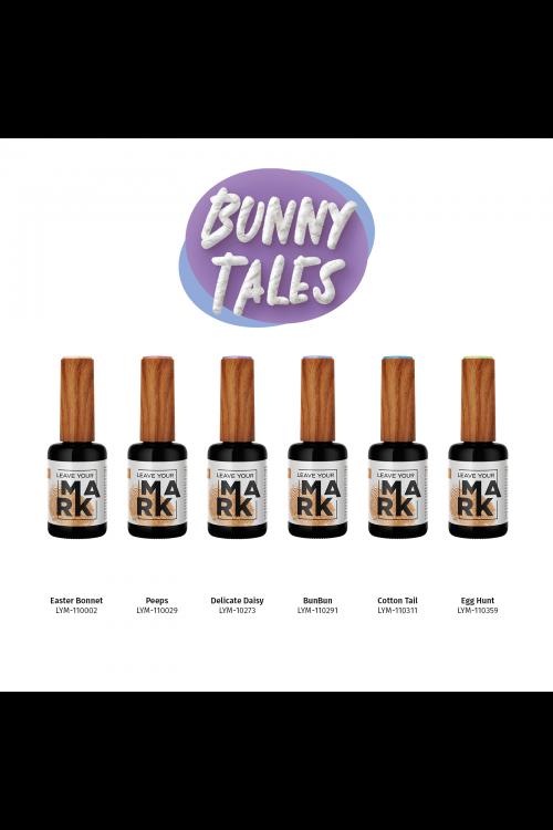 Leave Your Mark - Bunny Tales (Άνοιξη 2021) - Συλλογή 6τμχ