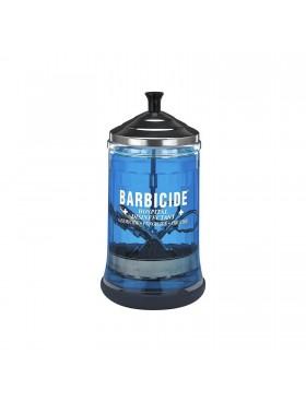Barbicide Midsize Glass Jar 750ml
