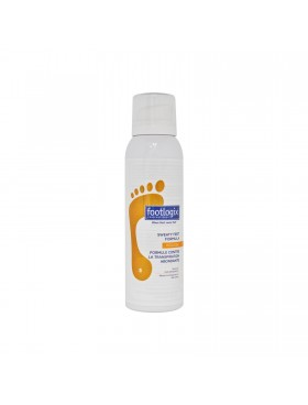 Footlogix SWEATY FEET FORMULA Mousse 125ml