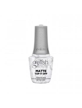 Gelish MATTE TOP IT OFF Sealer Gel