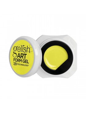 Gelish Art Form Gel - Essential Yellow 5gr