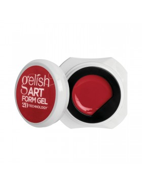 Gelish Art Form Gel - Essential Red