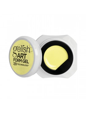 Gelish Art Form Gel - Pastel Yellow
