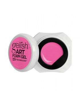 Gelish Art Form Gel - Pastel Dark Pink