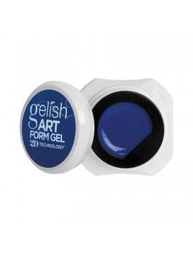 Gelish Art Form Gel - Neon Blue