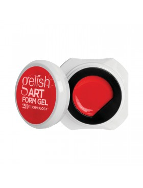 Gelish Art Form Gel - Neon Red