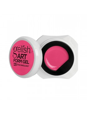 Gelish Art Form Gel - Neon Pink