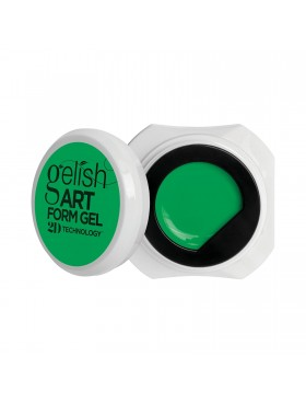 Gelish Art Form Gel - Neon Green
