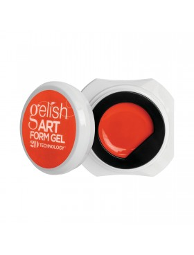 Gelish Art Form Gel - Neon Orange