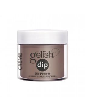 Gelish Dip - Latte Please 23gr