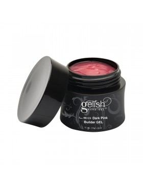 Gelish Hard-Gel DARK PINK Builder Gel 15ml