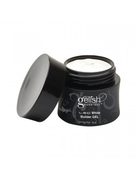 Gelish Hard-Gel WHITE Builder Gel 15ml