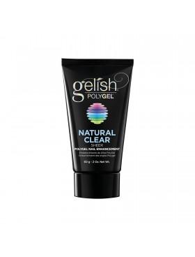 Gelish PolyGel NATURAL CLEAR Sheer Nail Enhancement 60gr