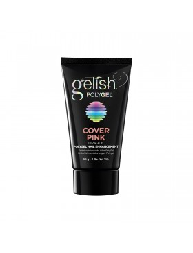 Gelish PolyGel COVER PINK Opaque Nail Enhancement 60gr