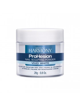 Harmony ProHesion VIVID WHITE Nail Sculpting Powder 28gr