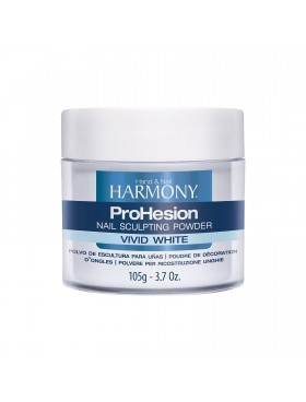 Harmony ProHesion VIVID WHITE Nail Sculpting Powder 105gr