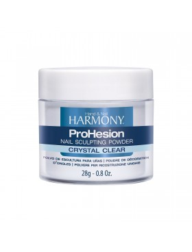 Harmony ProHesion CRYSTAL CLEAR Nail Sculpting Powder 28gr