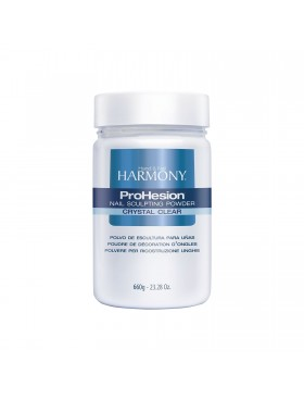 Harmony ProHesion CRYSTAL CLEAR Nail Sculpting Powder 660gr