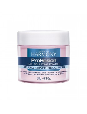 Harmony ProHesion STUDIO COVER COOL PINK Nail Sculpting Powder 28gr