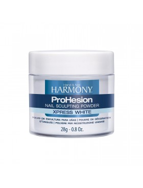 Harmony ProHesion XPRESS WHITE Nail Sculpting Powder 28 gr